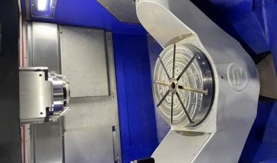 RGI FRANCE - Machine Rivax 630 - Complexe d'usinage (Fraisage 5 axes ou Fraisage et tournage)